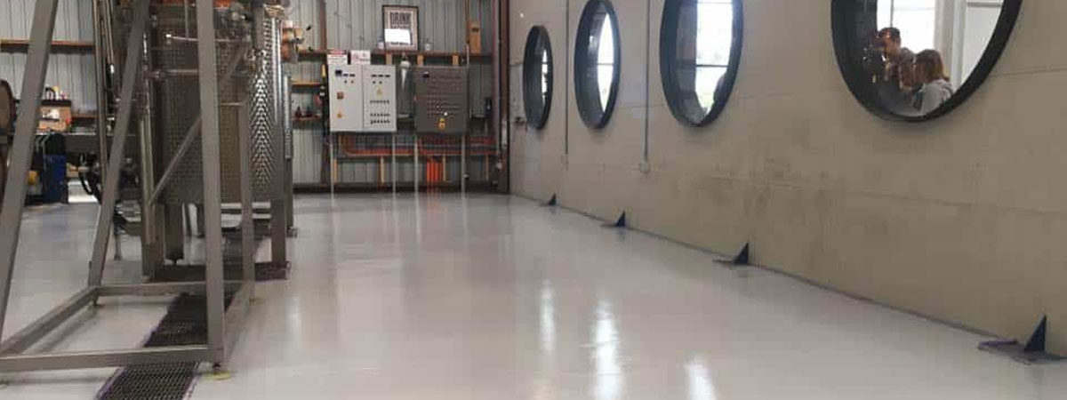Floor Coating And Sealing 01